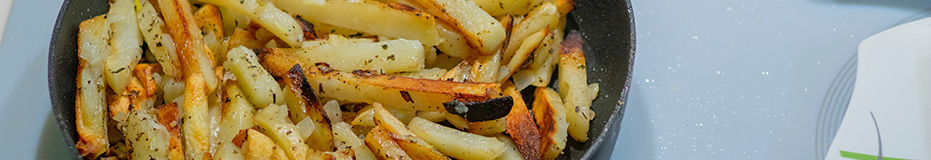 PATATE AL FORNO - ROAST POTATOES